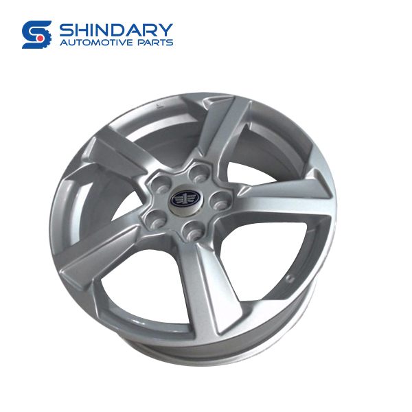 Alluminum Alloy Wheel Non-sporty X80 in 2015 model year FQ9965037070 for FAW X80