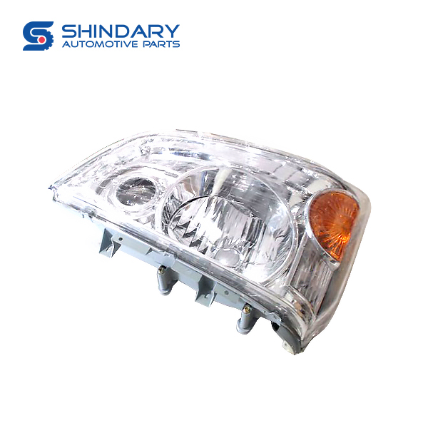 Left headlamp 3711910D800 for JAC K250
