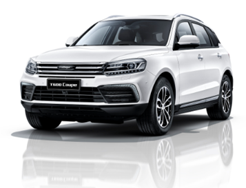 SPARE PARTS NUMBERS FOR ZOTYE T600 COUPE