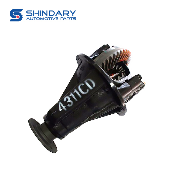 MAIN RETARDER AND DIFFERENTIAL GEAR ASSY SPEED GLORY DK13-08 - 1046 - 4311CD 2400000-FA02-(1046) 4311 for DFSK