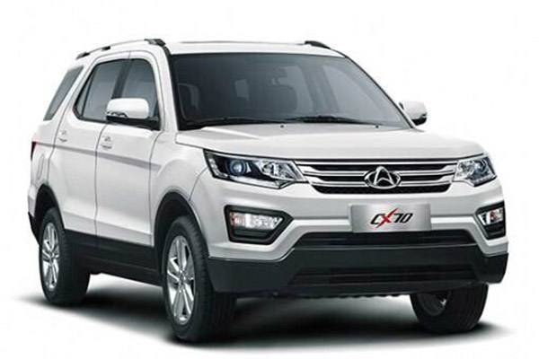 SPARE PARTS NUMBERS FOR CHANGAN CX70