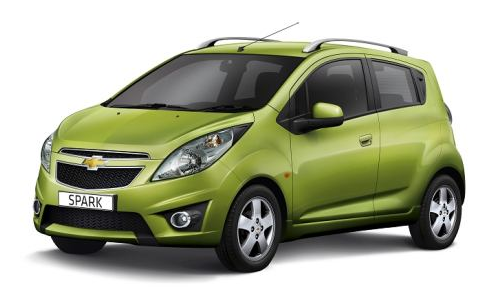 SPARE PARTS NUMBERS FOR CHEVROLET SPARK