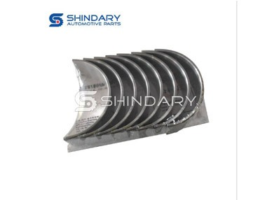 Do you Know the Structure of the Connecting Rod Bearing?