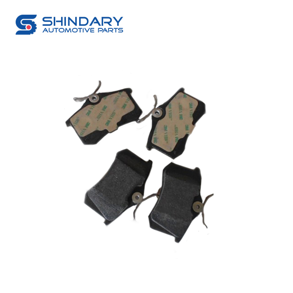 BRAKE PAD SHZ3501067 for BRILLIANCE H330